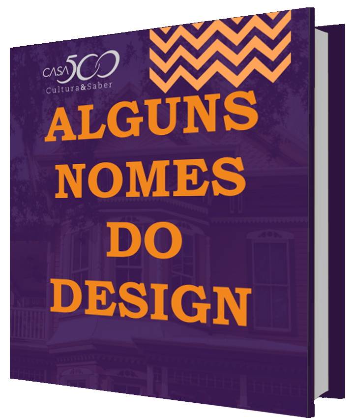 Foto do ebook: Alguns nomes do Design