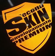 Second Skin Envelopamento Premium - Logo