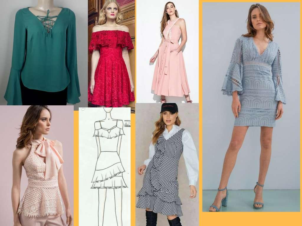 design sem nome - CURSO ONLINE DE MODELAGEM E COSTURA Como Confeccionar Vestidos, Saias e Blusas