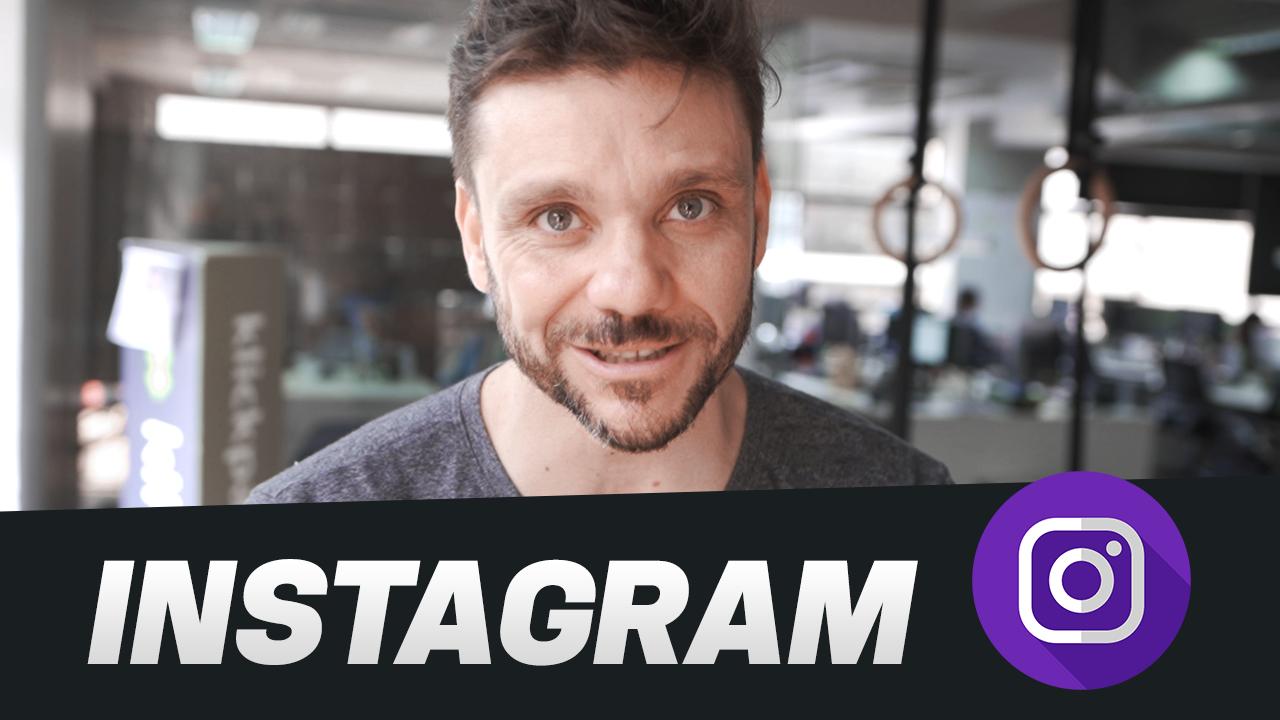 O Instagram é o canal onde eu compartilho todos os dias conteúdos com sacadas para te ajudar a chegar mais rápido no seu 6 em 7.