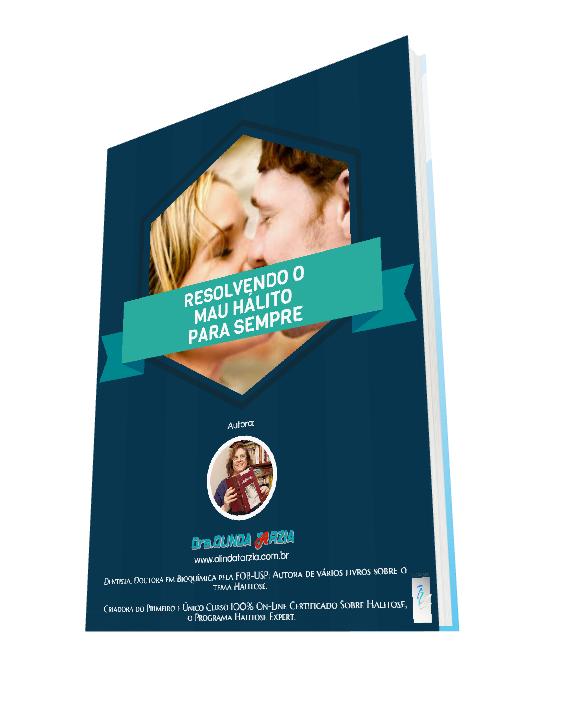 E-book Resolvendo o Mau-Hálito Para Sempre - By Olinda Tarzia