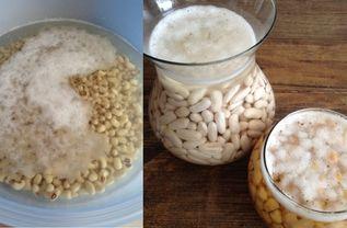 Você deixa seus grãos de molho antes de consumí-los?