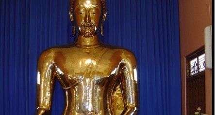 Buda de ouro