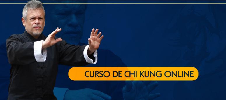 Otávio Leal Humaniversidade CURSO DE CHI KUNG ONLINE