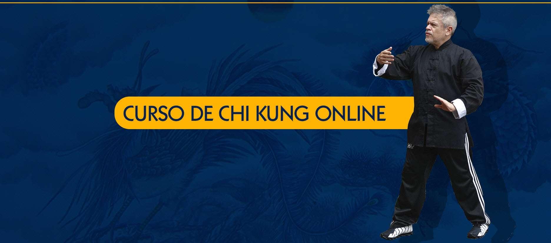 Otavio Leal CURSO DE CHI KUNG ONLINE