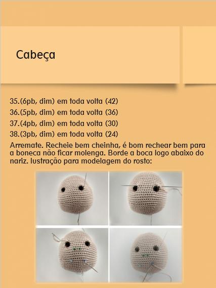 Desenhos da Disney em Crochê: Amigurumi com receita - Como Fazer | 569x427
