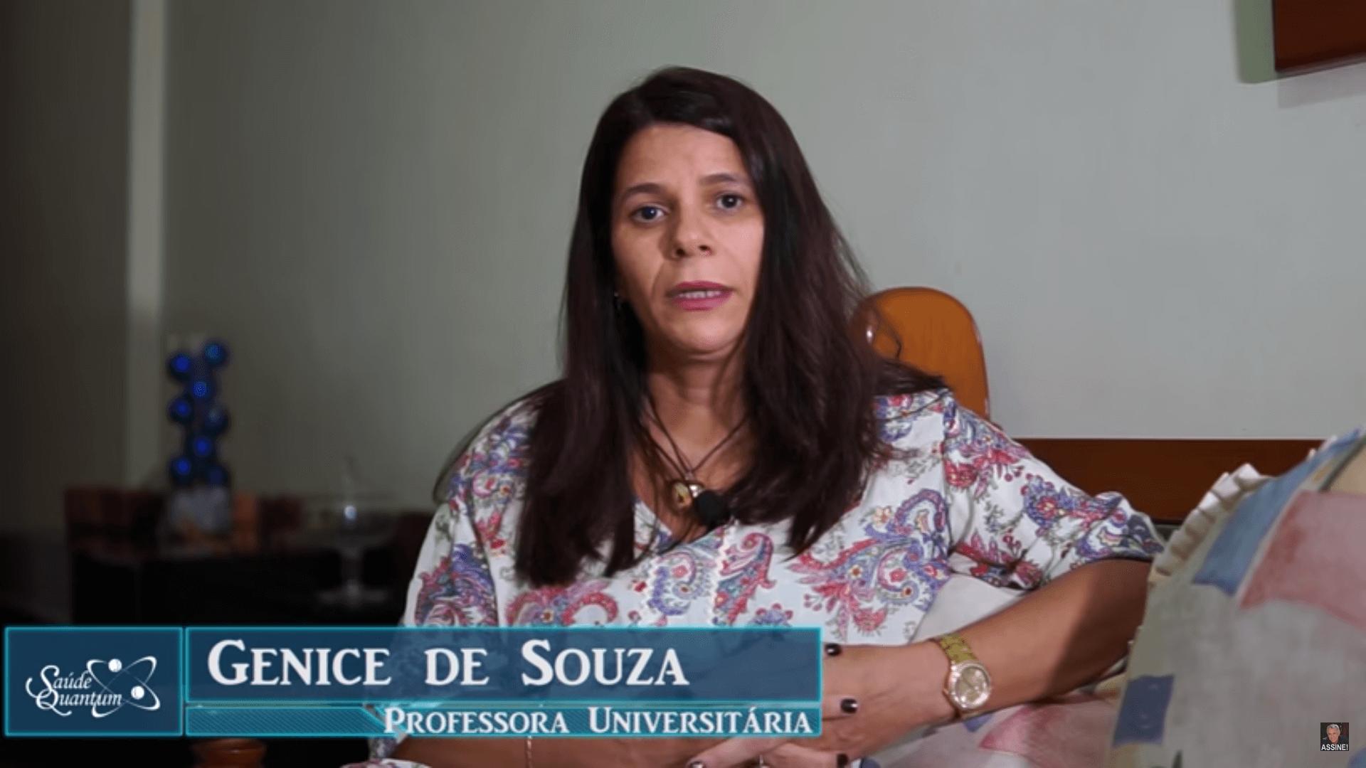Professora e Enfermeira Curou a Depressão e Síndrome do Pânico