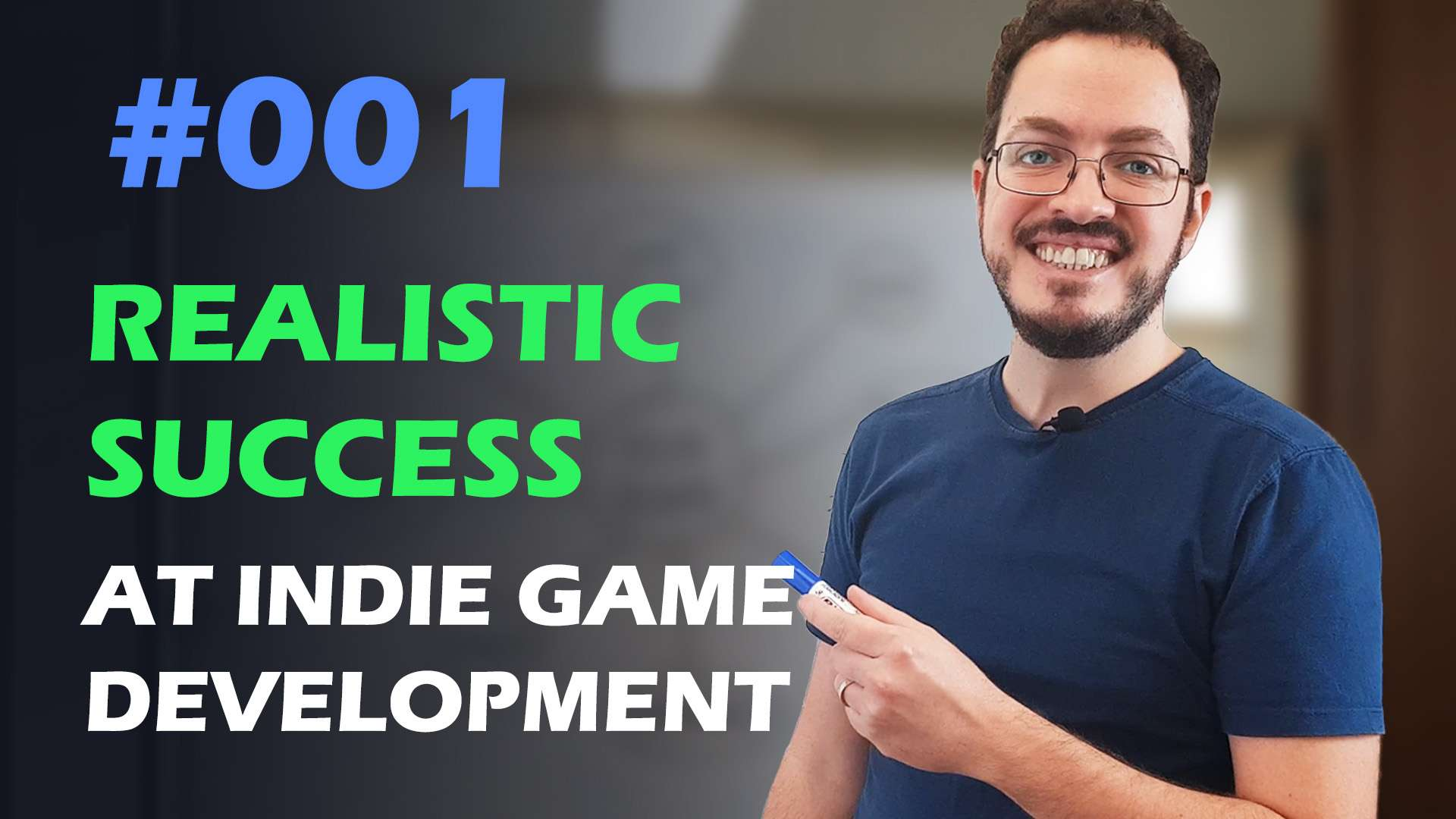 Realistic success at indie game development