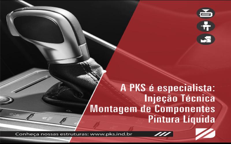PKS Plásticos e Pinturas - Joinville - SC
