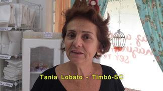 Depoimento da Tania Lobato