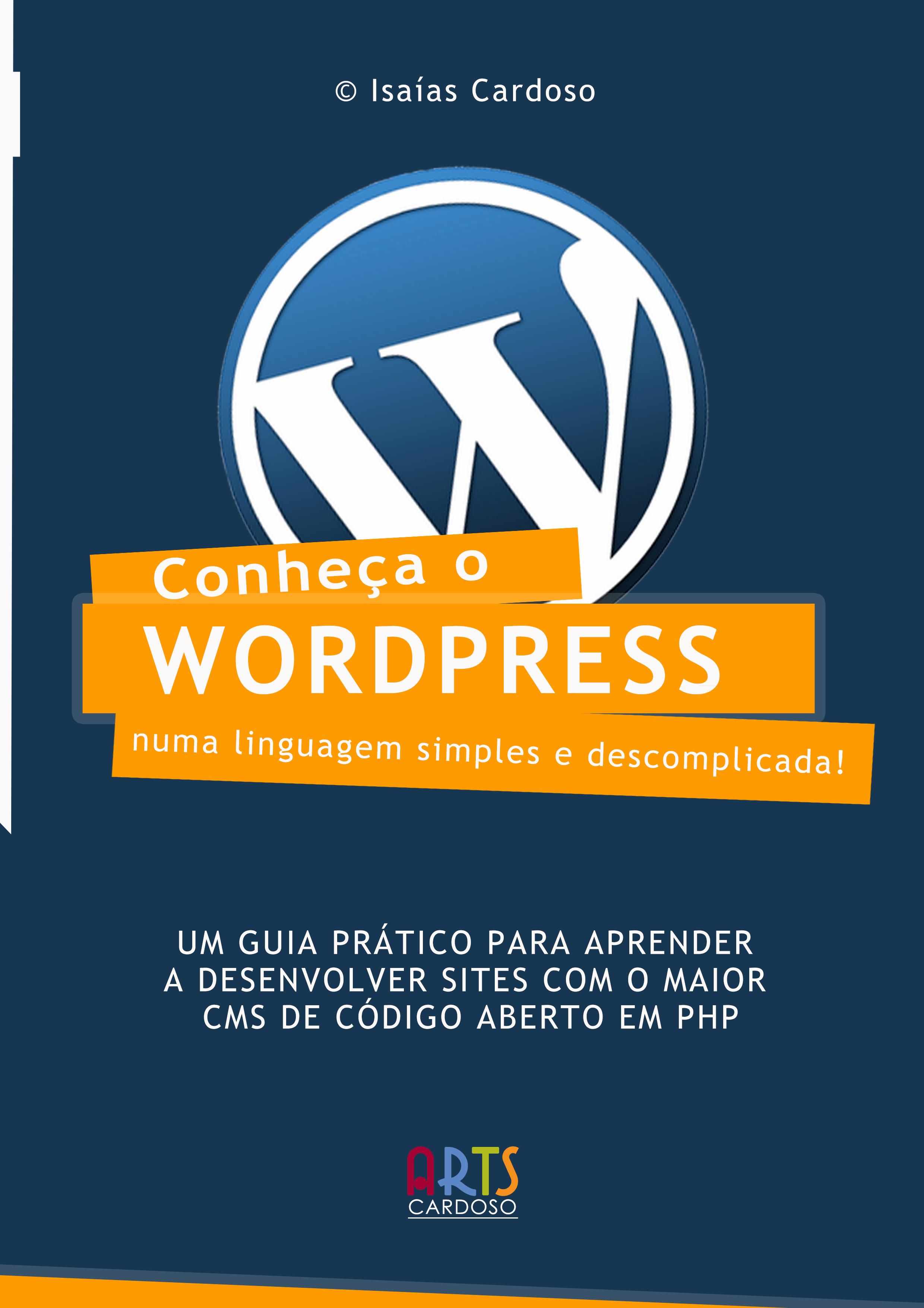 e-Book Conheça o Wordpress