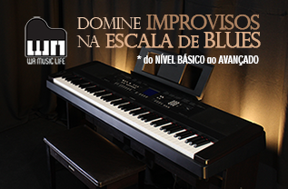 Domine Improvisos na Escala de Blues